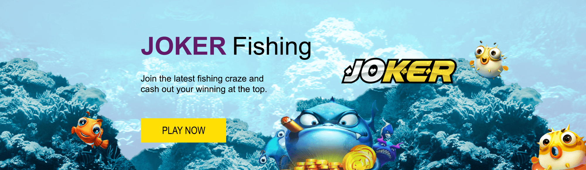 Joker123 fishing game